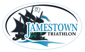 Jamestown Sticker