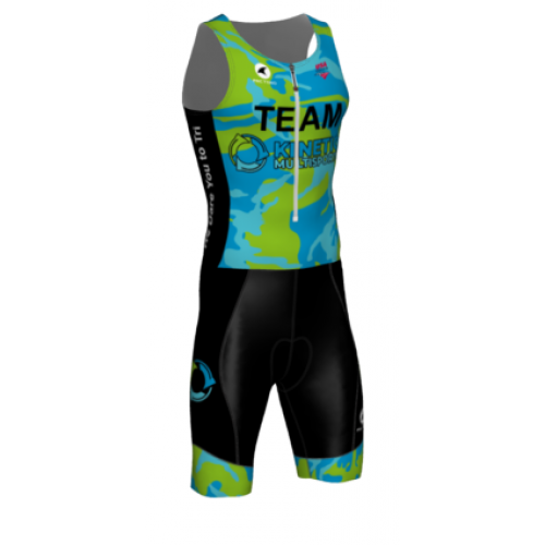 Men's Kinetic Tri Suits Pactimo Brand