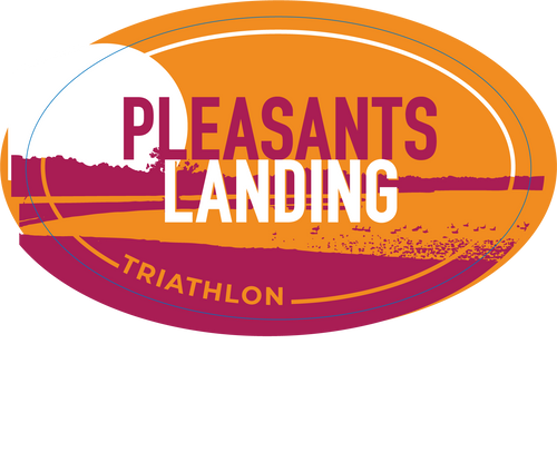 Pleasant's Landing Sticker