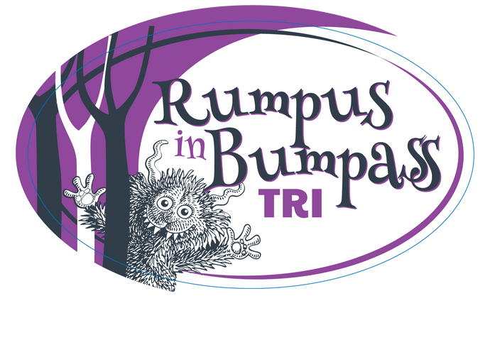 Rumpus in Bumpass Sticker
