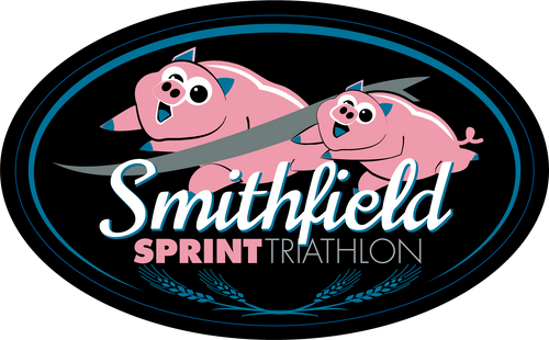 Smithfield Sprint Sticker