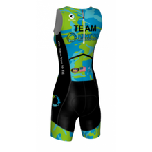 Load image into Gallery viewer, Women's Kinetic Tri Suits Pactimo Brand