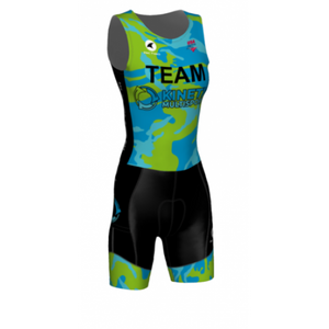 Women's Kinetic Tri Suits Pactimo Brand