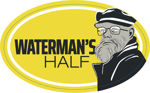 Watermans Half Sticker