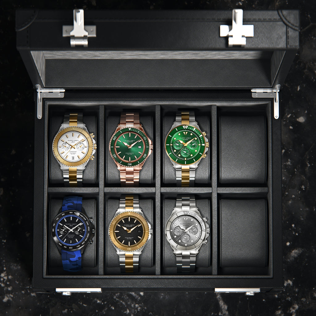 Special 2020 limited edition collection collector's box watch online