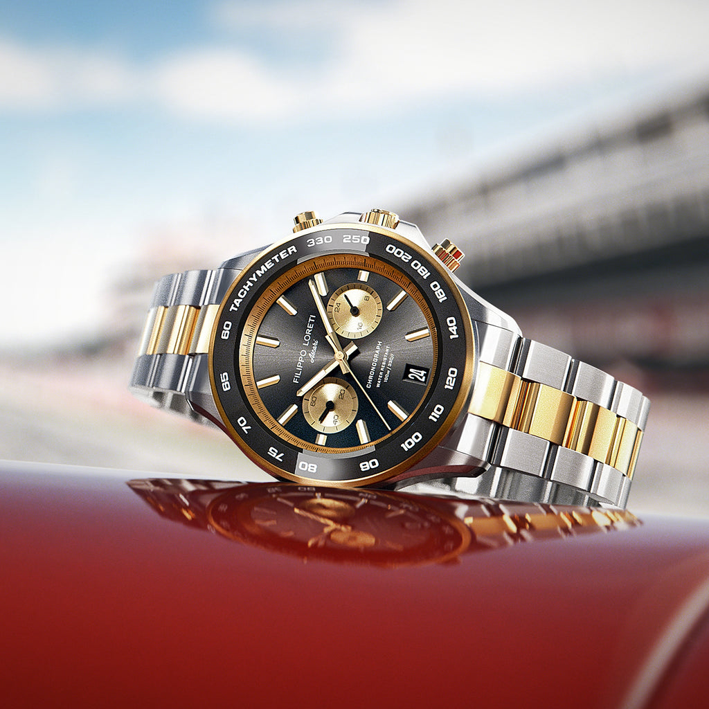 Ascari Grand Prix GP 1953 watch for men online