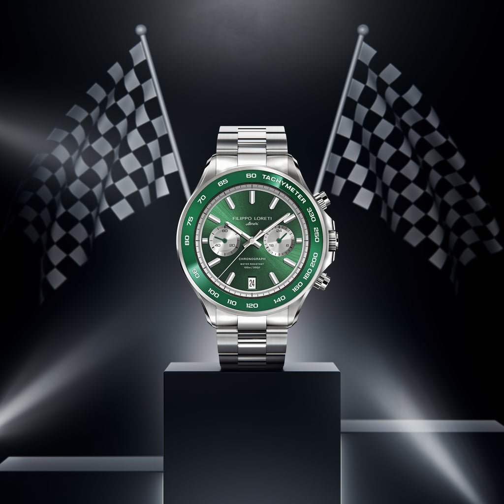 Ascari Grand Prix 1950 watch for men online