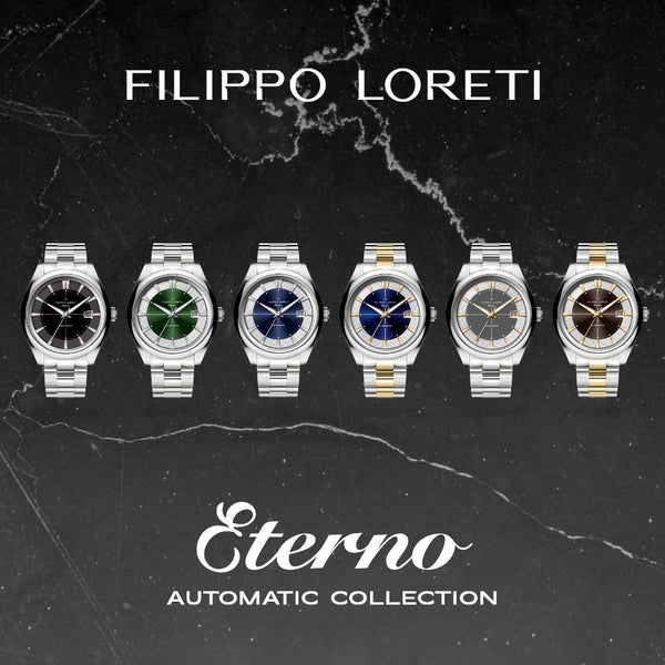 Full Eterno Automatic Watch Collection