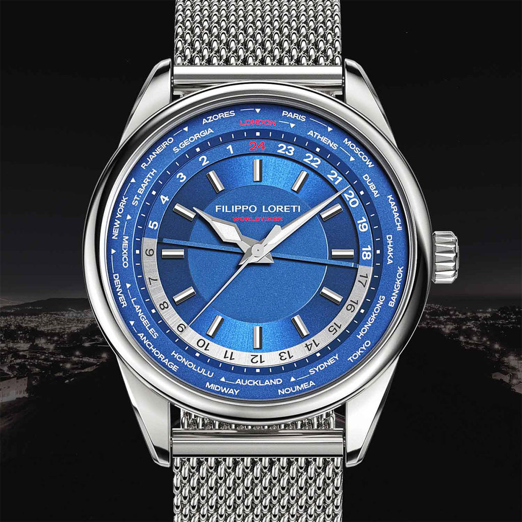 Worldtimer Azores Watch For Men And Women Online