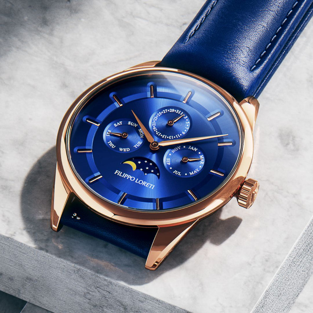 Venice Moonphase Watches from Filippo Loreti
