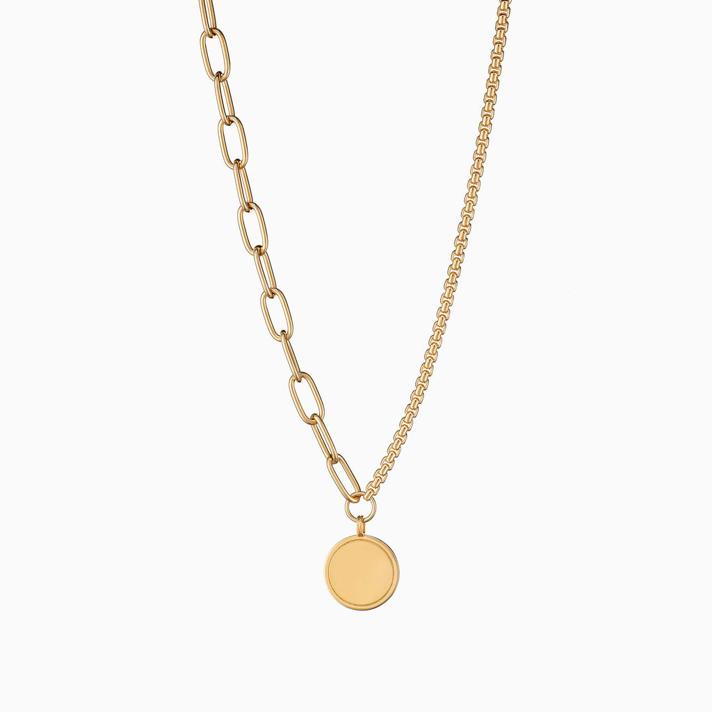 Necklace Joy Gold for Women