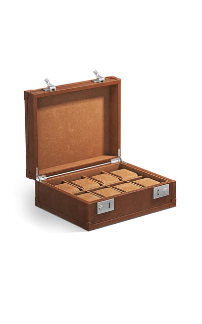 Brown Collector's Box