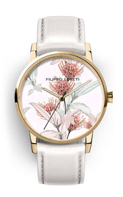 "Pink Floral Gold ""Mother's day"""