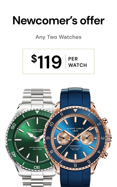 Any 2 Watches