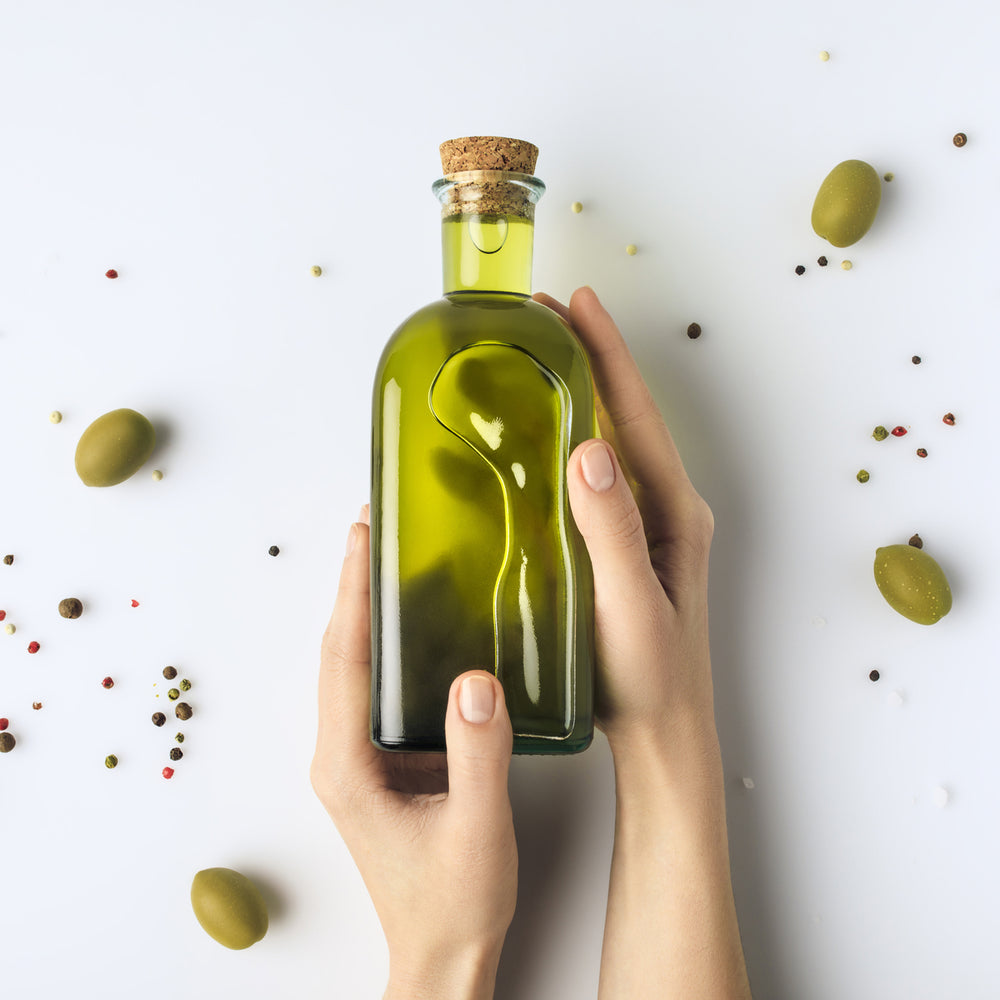 5 Uses for Olive Oil on Dry Winter Skin