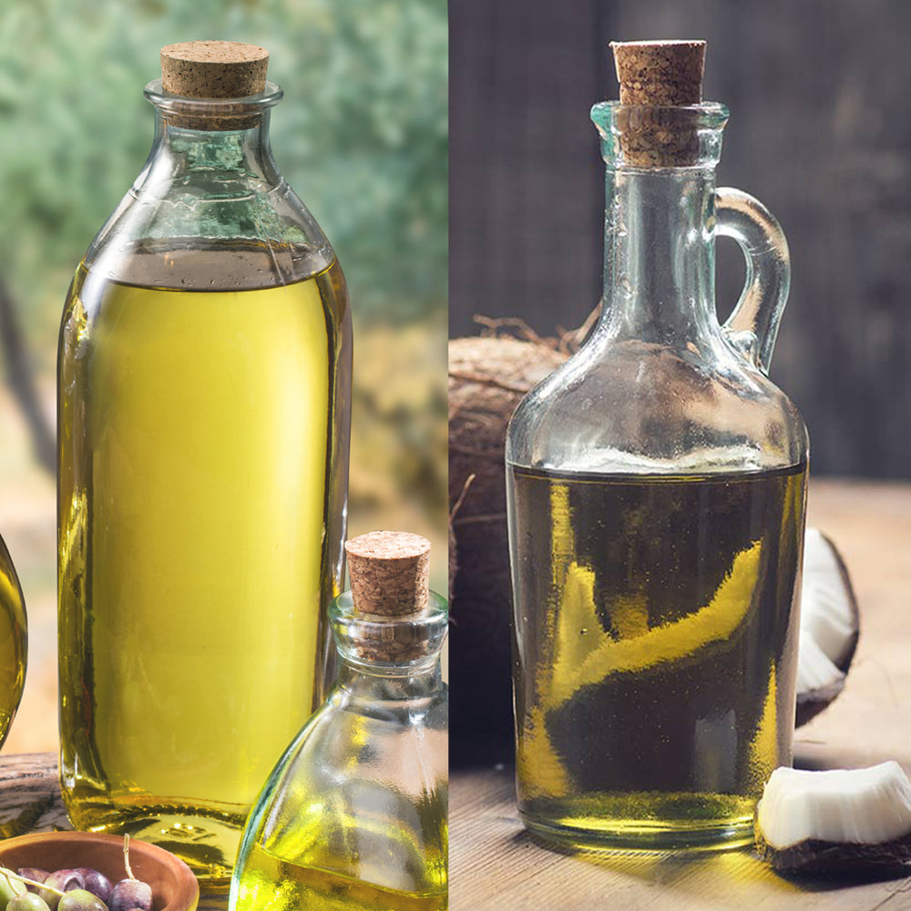 Battle of the Fats: Coconut vs Olive Oil