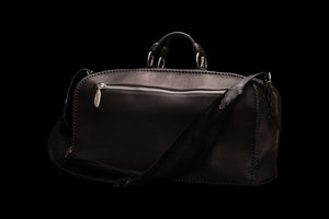 King George Black Bison Duffel Bag (at M.L.Leddy's)