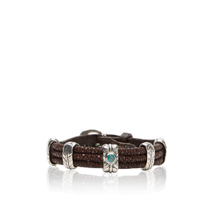 Stingray Tri-Band Bracelet - 2 stones