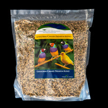 Load image into Gallery viewer, Finch and Gouldian/Canary Premium Blend Value Pack 8lb