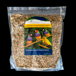 Finch and Gouldian/Canary Premium Blend Value Pack 8lb