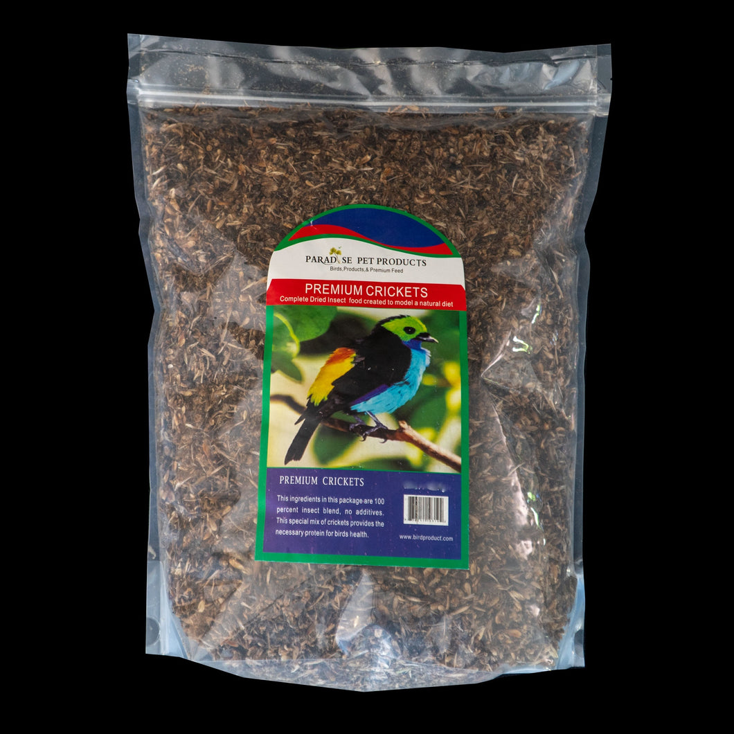 Freeze Dried Crickets