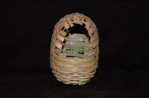 Finch Bamboo Nest Small