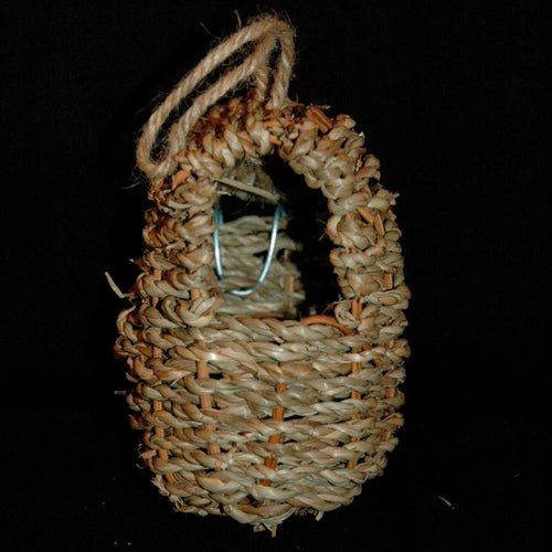 Finch Seaweed Nest Large with String