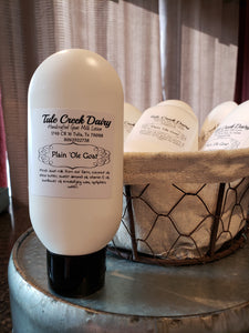 Goat Milk Lotion