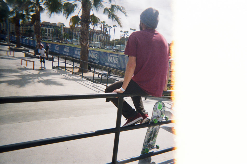 Gahyao California Skateboarding Lifestyle | Film Photography | 35mm