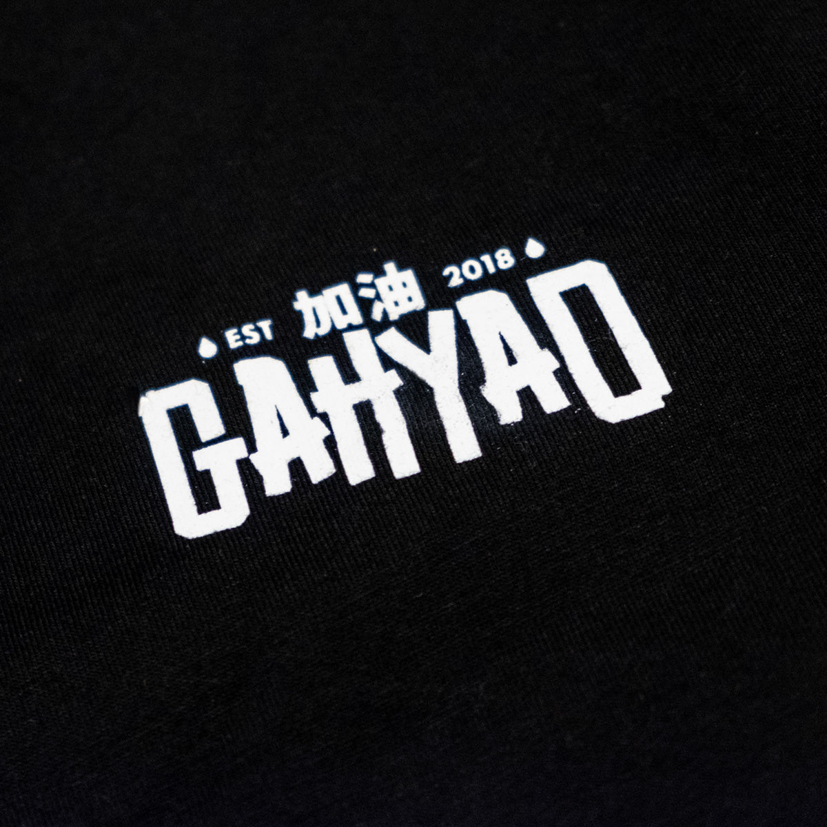 Gahyao 4x Tee - Close Up Front