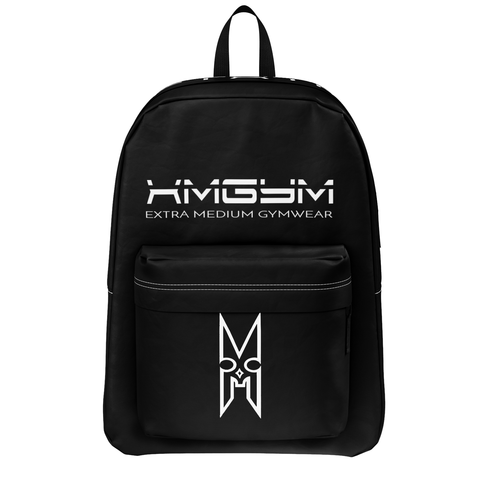 XMGYM ODYSSEY BLACK BACKPACK