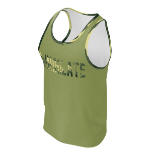 ANNIHILATE LIGHT GREEN TANK TOP