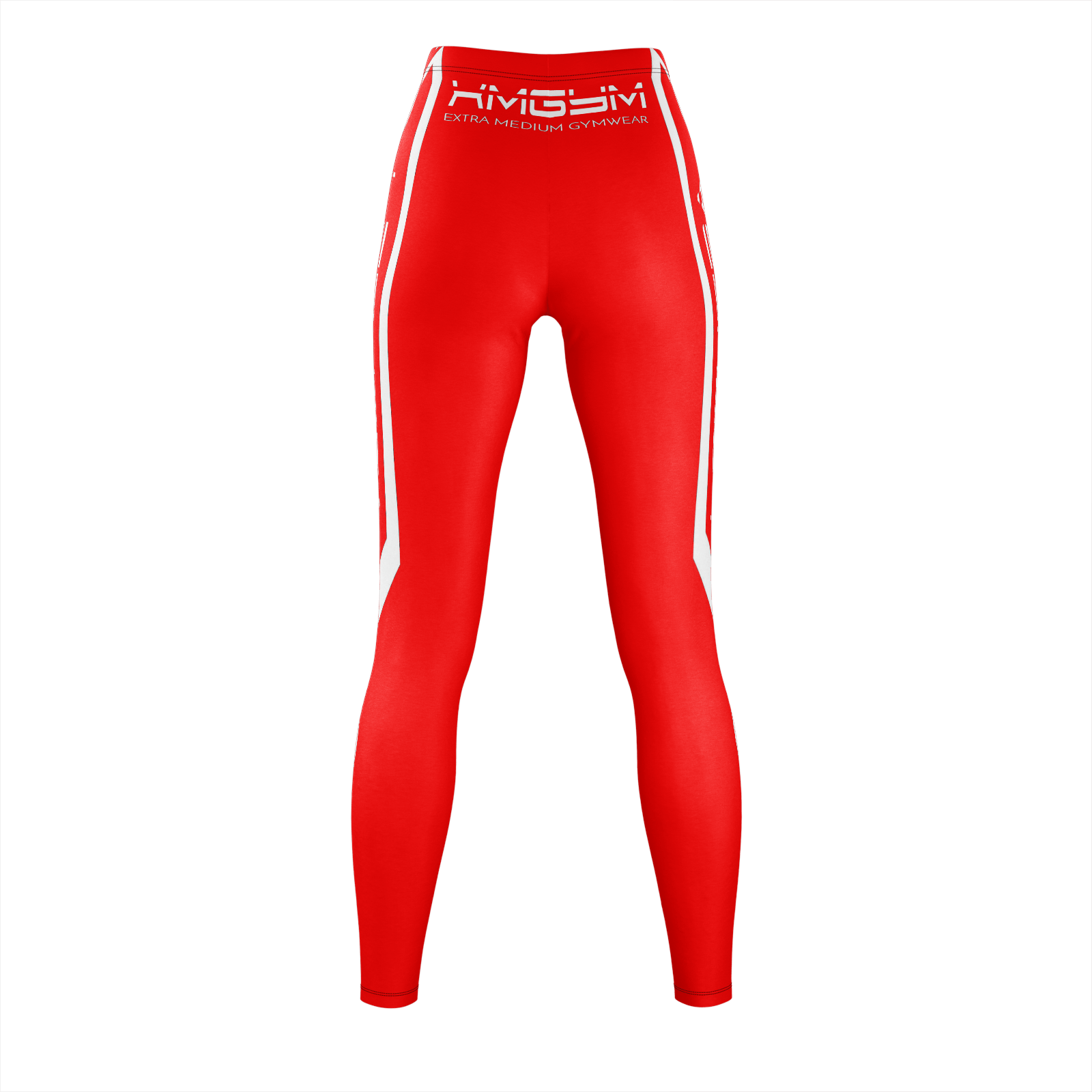 XMGYM RED ODYSSEY LEGGINGS