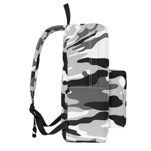 XMGYM BONES BLACK CAMO BACKPACK