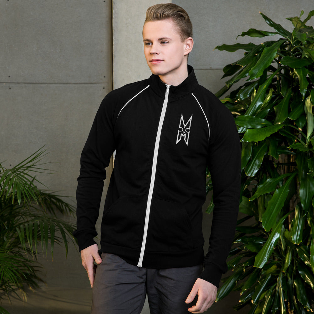 XM Gymwear Piped Fleece Jacket