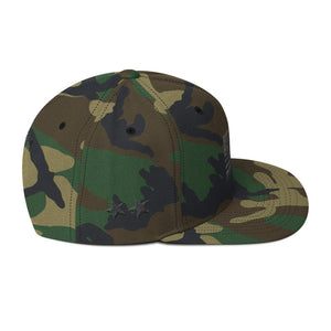 XM GYMWEAR BATTLEGROUND SNAPBACK HAT