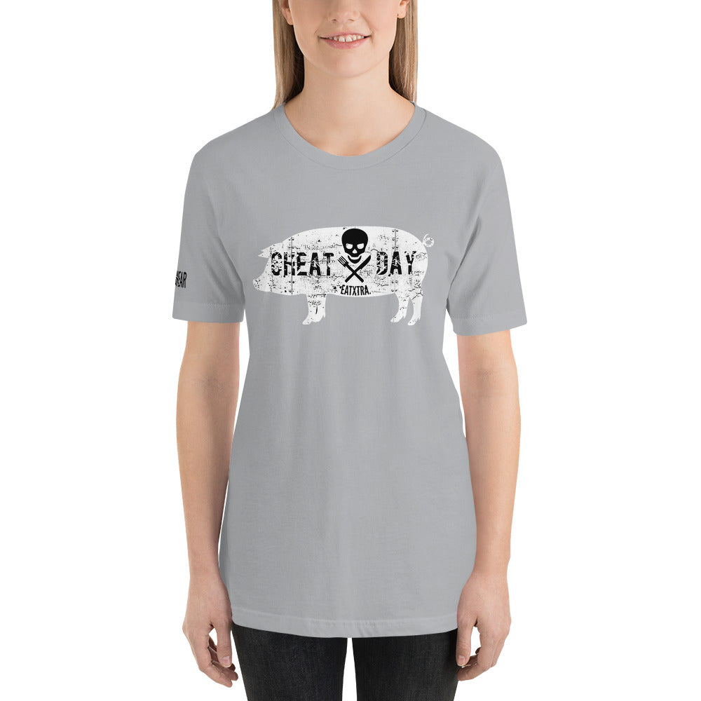 XM Gymwear Cheat Day Short-Sleeve Unisex T-Shirt