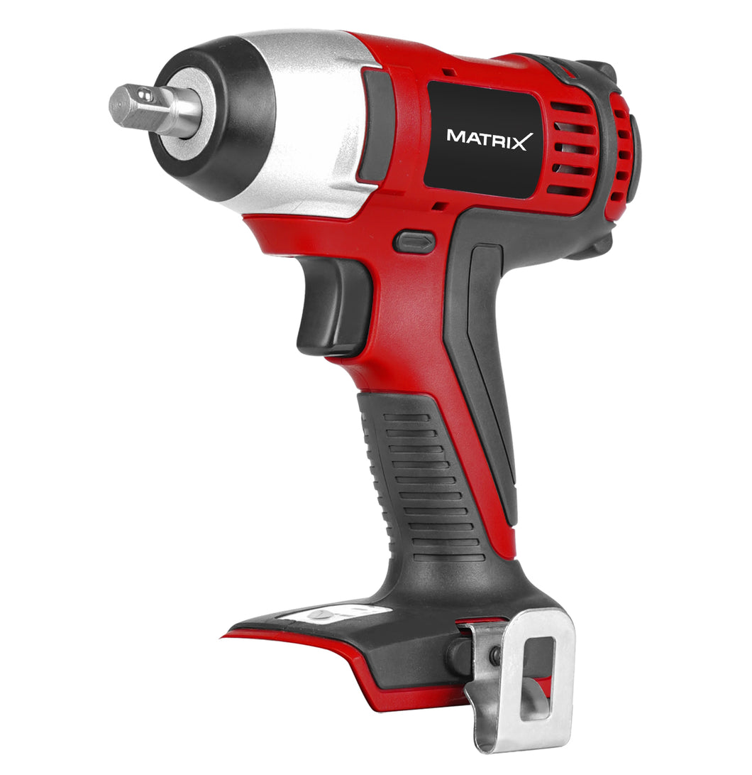 MATRIX 20v X-ONE Cordless Impact Wrench 3/8