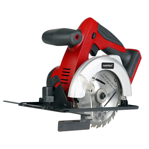 MATRIX 20v X-ONE Cordless Circular Saw Skin Only