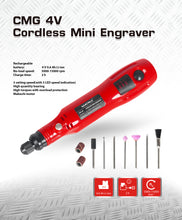 Load image into Gallery viewer, 4V Cordless Mini Grinder Engraver - MATRIX Australia
