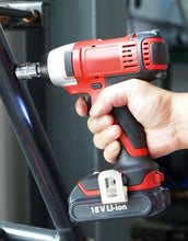 "Load image into Gallery viewer, 20v X-ONE Cordless Impact Wrench 3/8"" - MATRIX Australia"