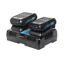 Load image into Gallery viewer, 20v X-ONE Lithium Dual Battery Charger 2.2A - MATRIX Australia