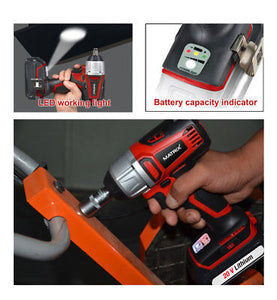 "20v X-ONE Brushless 1/2""  Impact Wrench - MATRIX Australia"