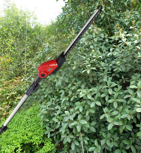 20V X-ONE Cordless Pole hedge trimmer Kit - MATRIX Australia