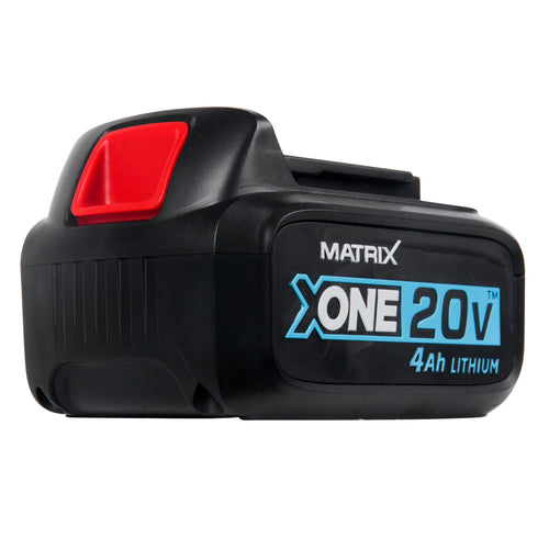 20v X-ONE Lithium-ion Battery 4.0Ah - Matrix Australia