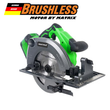 Load image into Gallery viewer, 20V X-ONE Brushless Circular Saw - MATRIX Australia