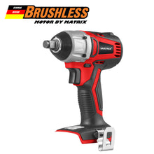 "Load image into Gallery viewer, 20v X-ONE Brushless 1/2""  Impact Wrench - MATRIX Australia"