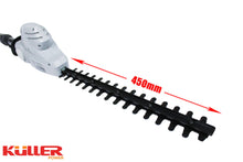 Load image into Gallery viewer, Corded Electric 450W telescope Pole Hedge Trimmer - MATRIX Australia