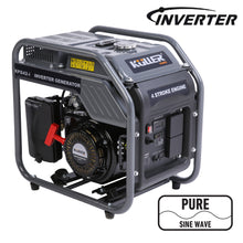 Load image into Gallery viewer, 4200w Pure Sine Wave Single-Phase Petrol Inverter Backup Generator - Matrix Australia