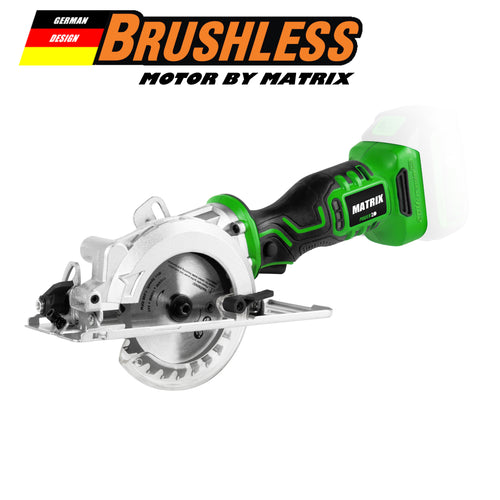 20V X-ONE Brushless Mini Circular Saw - MATRIX Australia
